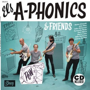 A-Phonics ,The - A-Phonics And Friends ( 180gr lp)